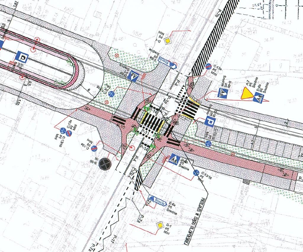 Projekt dotychczas realizowany przez Poznańskie Inwestycje Miejskie